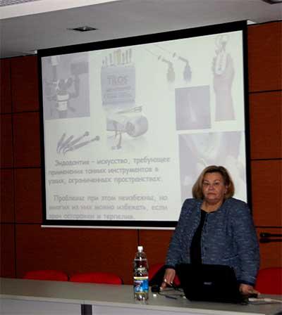 Лекции на всероссийской конференции 2011