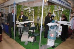 Всероссийская стоматологическая выставка 2010